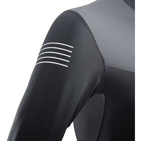 Salomon M's Fast Wing Half Zip LS Tee Black/Forged Iron